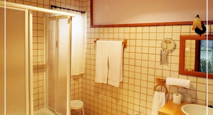 Baño Habitación El Tinao