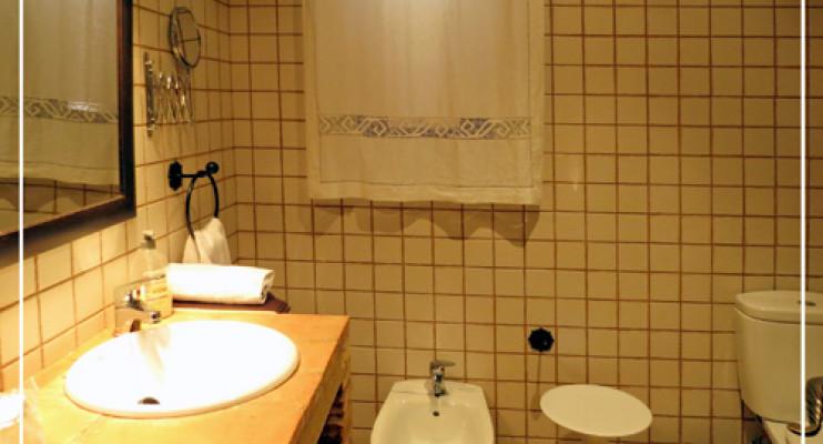 Baño Habitación La Alacena