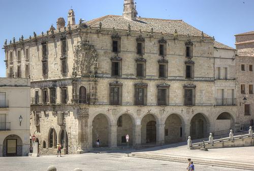 Palacio-del-Marqués-de-la-Conquista-en-Trujillo