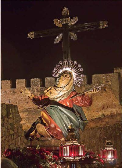 Dolorosa de la Cruz