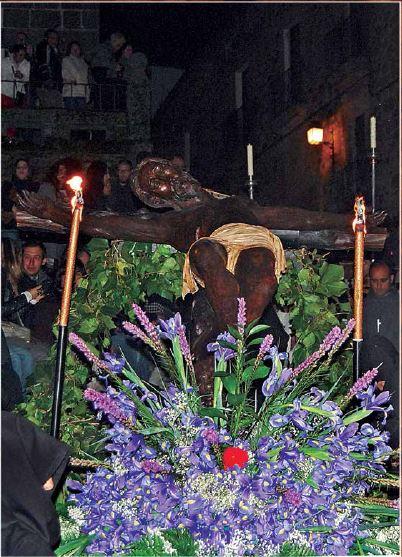 Stmo. Cristo de Santa María de Jesús (Cristo Negro)