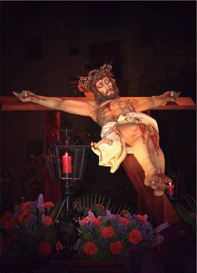 Stmo. Cristo de la Preciosa Sangre