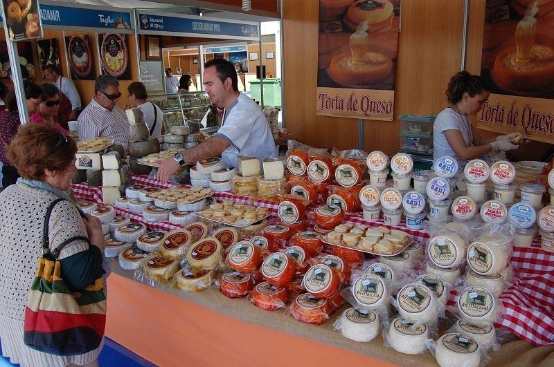 Stand Feria del Queso de Trujillo