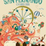 Feria de San Fernando de Cáceres 2015
