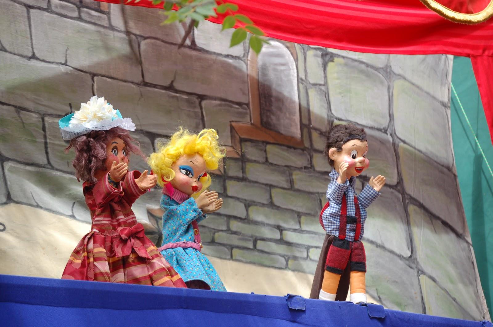 Teatro Marionetas Gorgorito