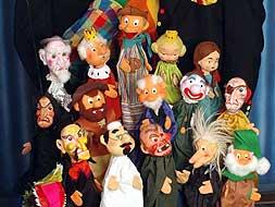 Teatro Marionetas Peneque El Valiente