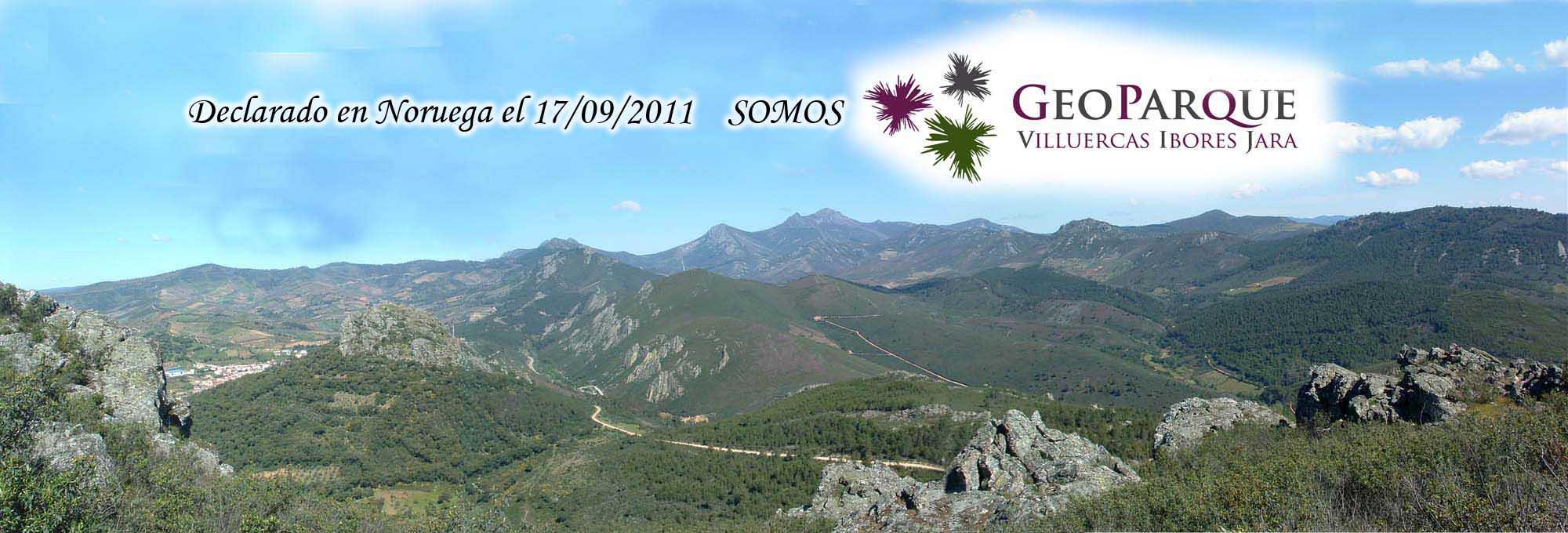 Geo Parque Villuercas-Ibores-Jara