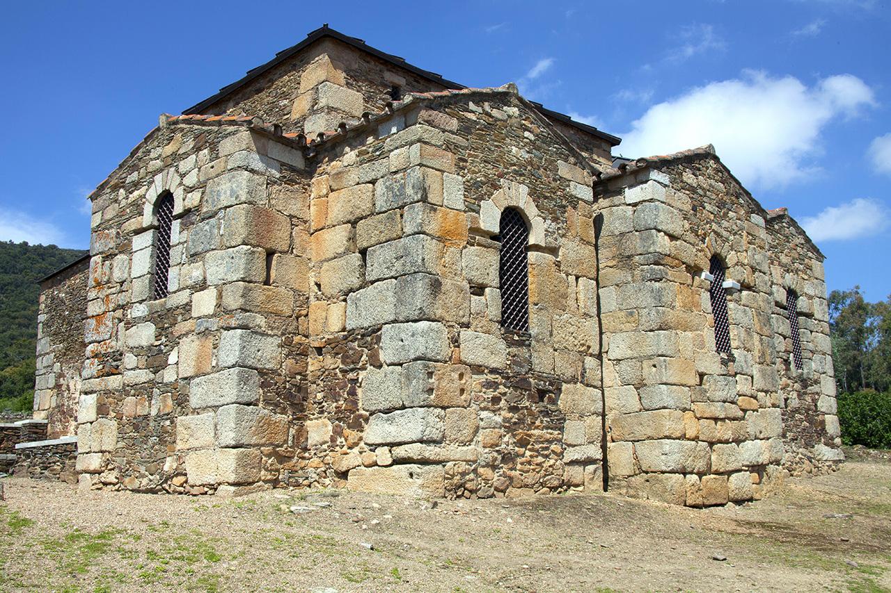 Basílica Visigoda de Santa Lucía del Trampal, Alcuescar