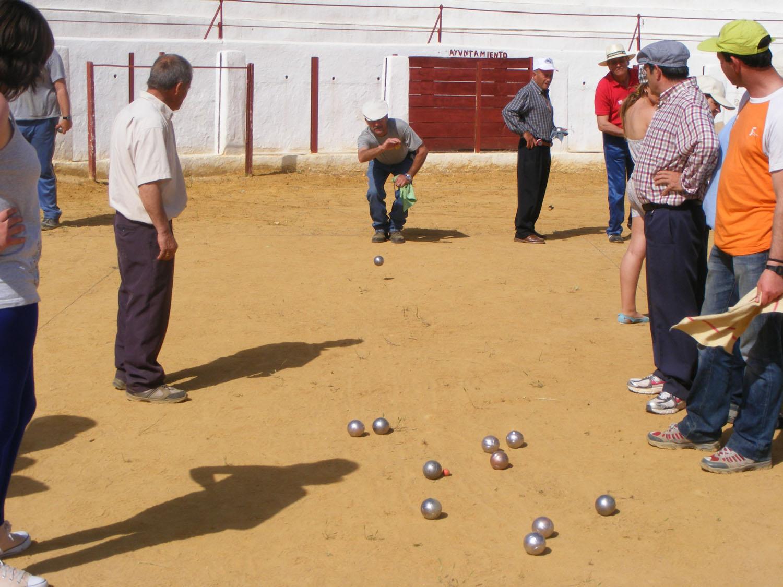 Campeonato de Petanca