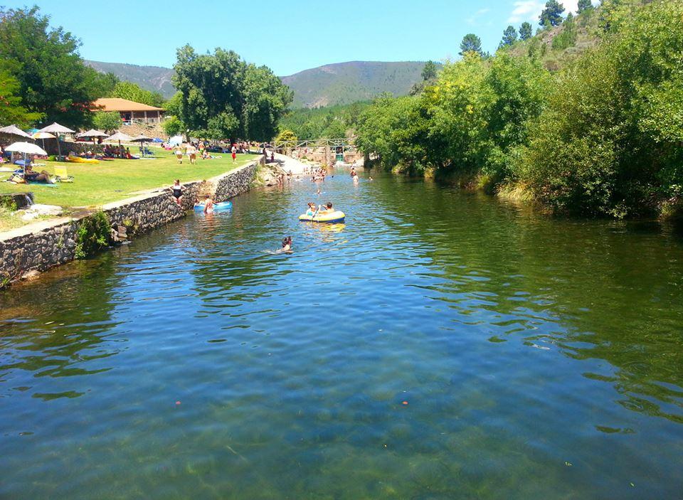 Piscina Natural de Sierra de Gata