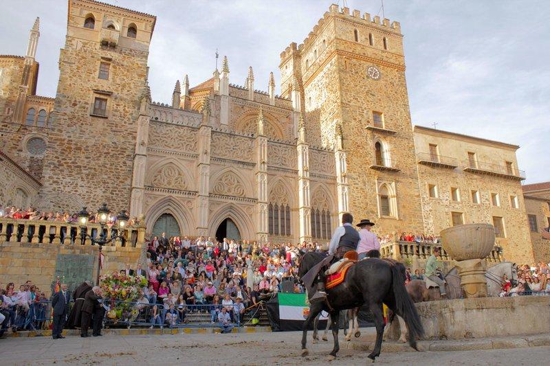 Marcha Ecuestre Fiesta de la Hispanidad