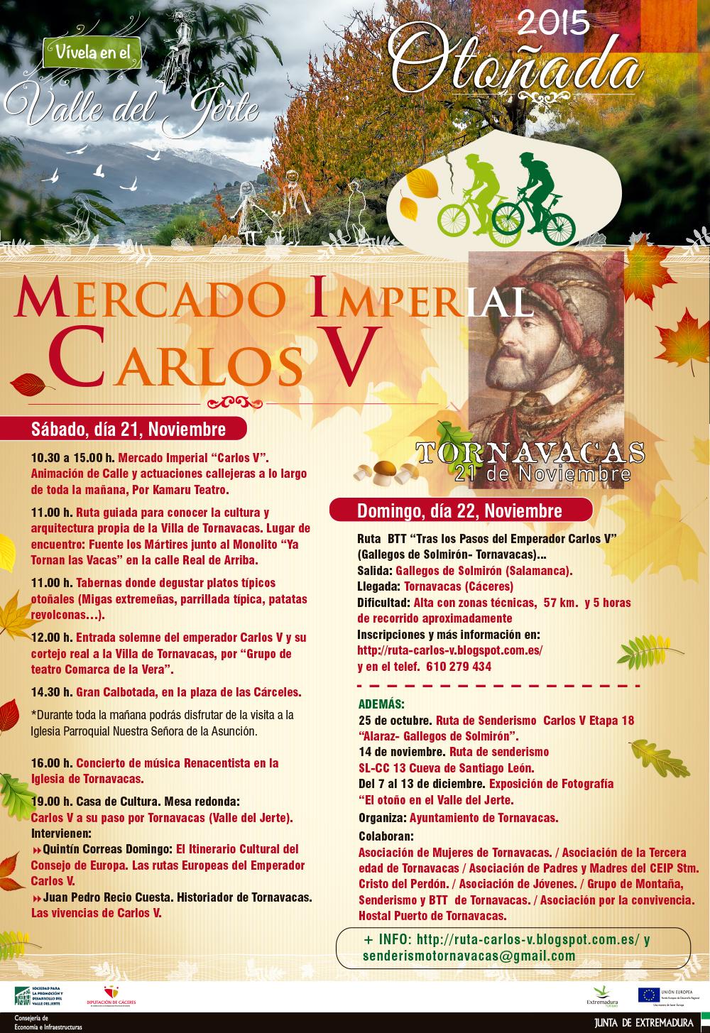 Mercado Imperial Carlos V