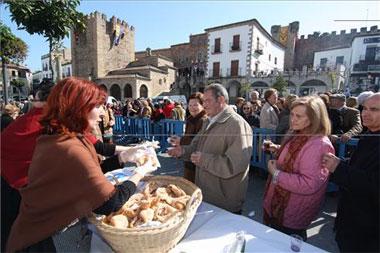 Degustación Dulces Típicos - Carnaval Cáceres