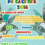 Carnaval de Cáceres 2016