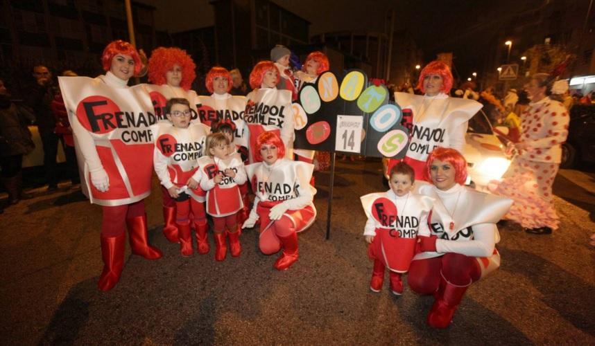 Desfile Carnaval Cáceres