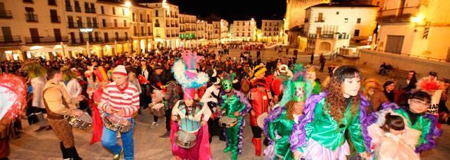 Carnaval Cáceres