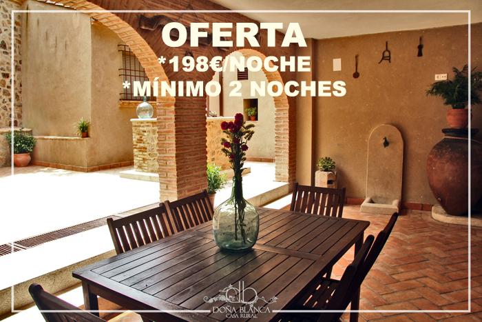 Oferta casa rural en Trujillo