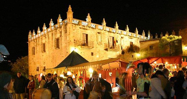 Mercado Medieval Cáceres